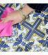 JOKE 3 - Positano, tappeto antiscivolo stampato, corsia da cucina su misura facile da pulire