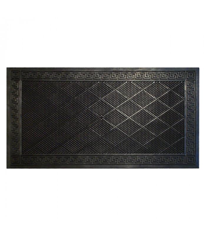 117424204 per Ford tappeto tessuto, PetexVestibilità Zerbino di velluto-Nero