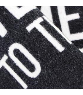FUNNY - Jungle Zerbino asciugapassi 45x75 cm antiscivolo scritte originali dettaglio