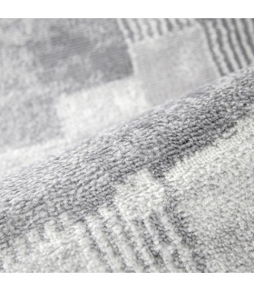LOFT - MODERN GREY, Modern carpet for furniture. Available in assorted sizes. detail