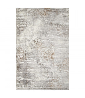 LOFT - ORIENTAL BROWN GREY, Modern carpet for furniture. Available in assorted sizes.