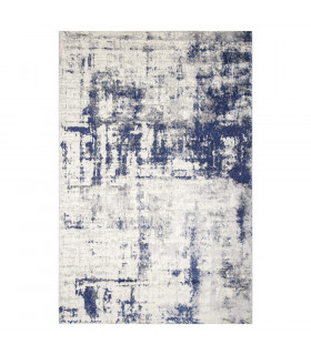 LOFT - PAINT BLUE, Modern carpet for furniture. Available in assorted sizes.