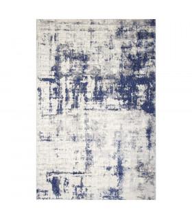 LOFT - PAINT BLUE, Tappeto moderno da arredamento. Disponibile in misure assortite.
