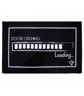 FUNNY - Loading Zerbino asciugapassi 45x75 cm antiscivolo scritte originali