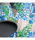 MIAMI MAJOLICA BLUE - non-slip kitchen rug various sizes - particular