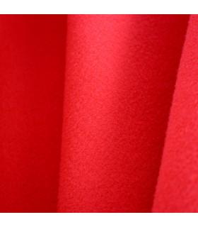 CHRISTMAS 2 metri - Passatoia Rosso Natale su misura per eventi e matrimonio, tappeto per cerimonie o negozi - dettaglio