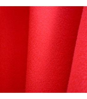CHRISTMAS 2 meters - Red Christmas runner made to measure for events and weddings, carpet for ceremonies or shops - detail