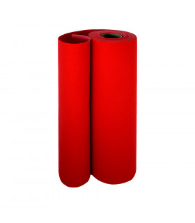 CHRISTMAS 2 meters - Red Christmas runner made to measure for events and weddings, carpet for ceremonies or shops - roll
