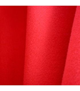 CHRISTMAS - Passatoia Rosso natale su misura per eventi e matrimonio, tappeto per negozi rotolo dettaglio tessuto