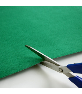Custom-made green runner with carpet effect for events and weddings, carpet for ceremonies or shops - particular