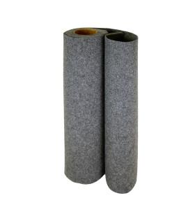 Passatoia Grigia su misura ad effetto moquette per eventi e matrimonio, tappeto per cerimonie o negozi - rotolo