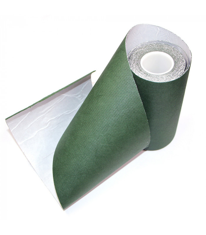 GREEN JOINT - Self-adhesive tape in non-woven fabric ideal for synthetic grass 0.15x5 m