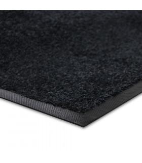 Dettaglio colore nero dell'asciugapassi professionale su misura Solid