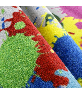 High resolution and color brilliance thanks to digital printing
