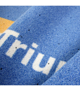 Customize your doormat with logo