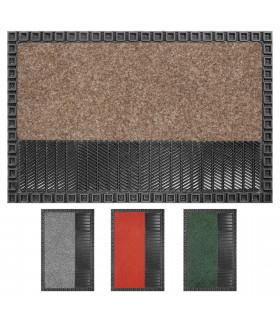 Elvis rubber outdoor doormat 4 colors