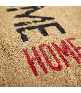 Particular natural coconut doormat Wish welcome home