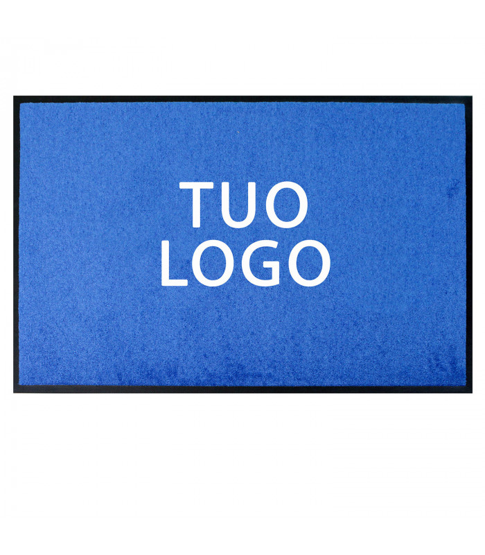 OLIVO.PRO LUXURY PLUS PROFESSIONAL clean-off doormat customized with logo