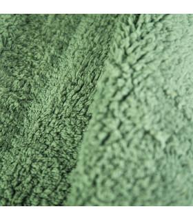 Bathroom carpet cotton detail